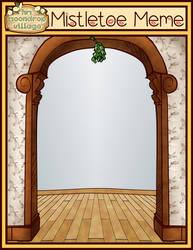 Mistletoe-meme by Mifmemo