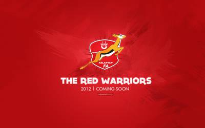 The Red Warriors 2012 by rajaotai