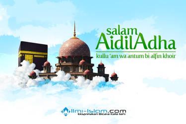 Salam AidilAdha by rajaotai