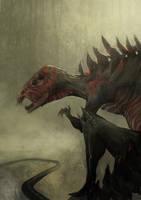 The Terrorosaur by belz000