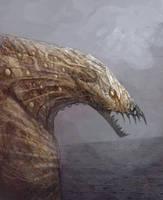 Desease Dragon by belz000