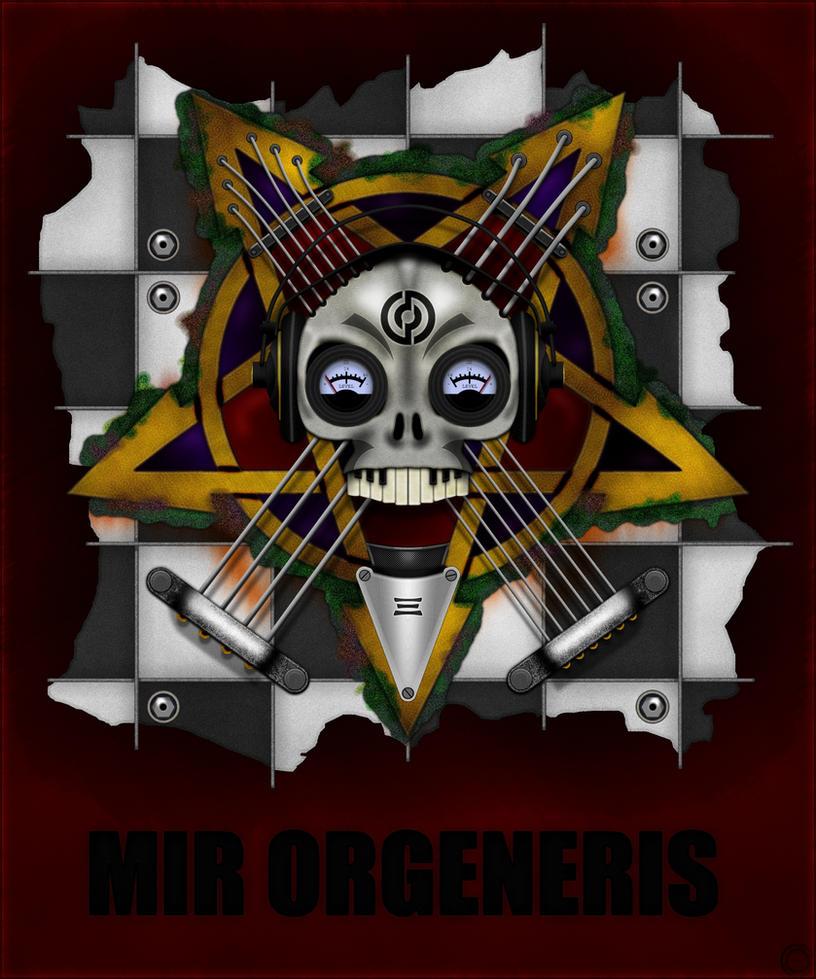 Mir Orgeneris Poster by Geosolus