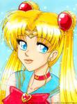 Sailor Moon Aceo Card
