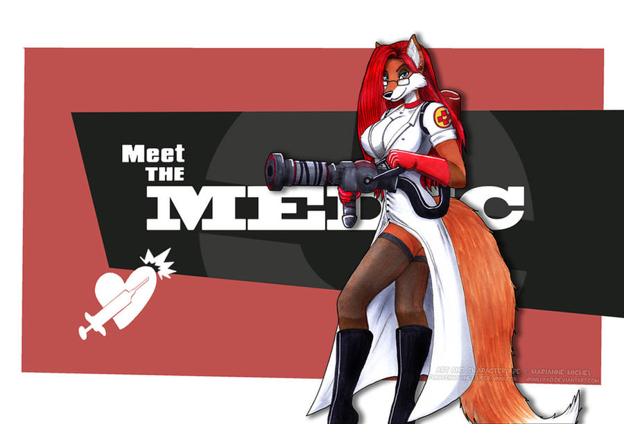 team fortress 2 meet the fem medic tf2