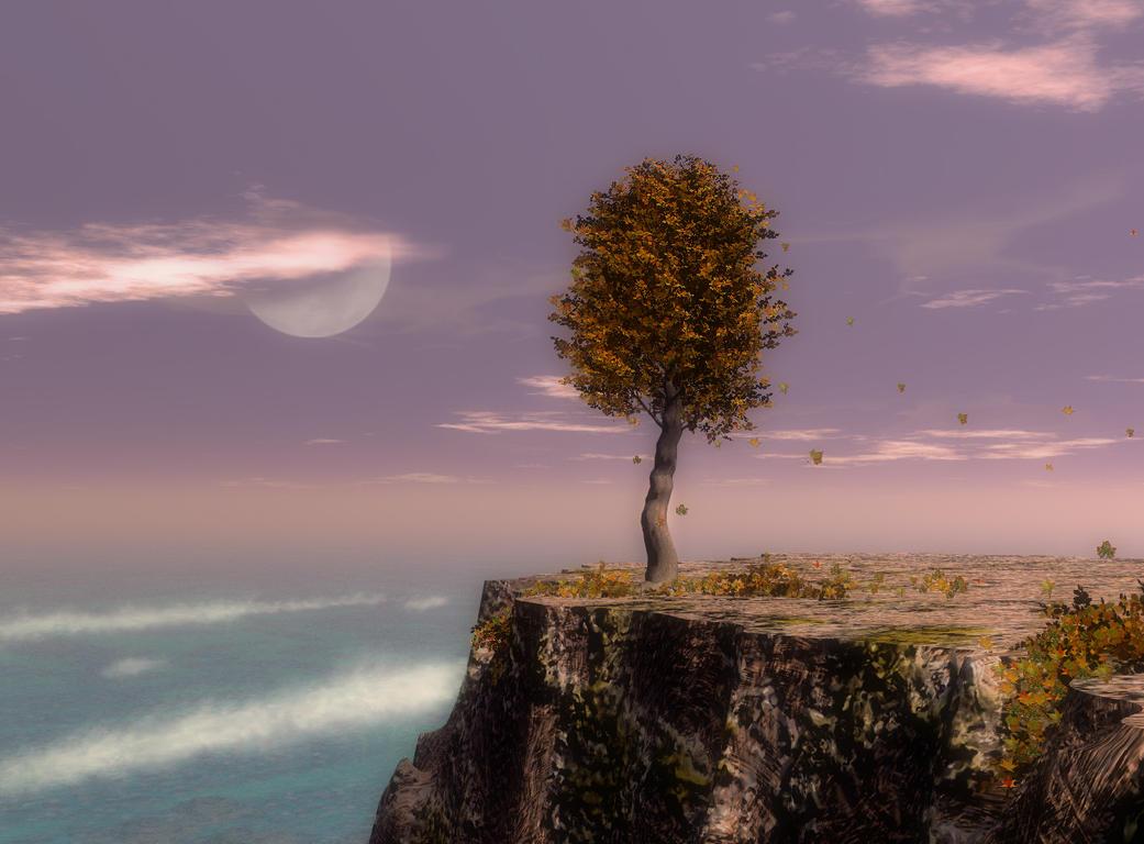Autumn Scene Stock by Moonchilde-Stock