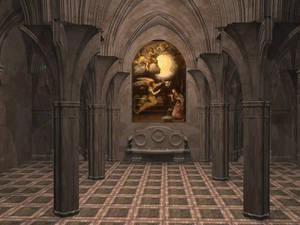 Chapel Stock 2 by Moonchilde-Stock