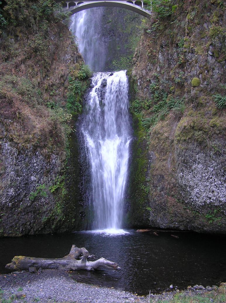 Waterfall Stock 5 by Moonchilde-Stock