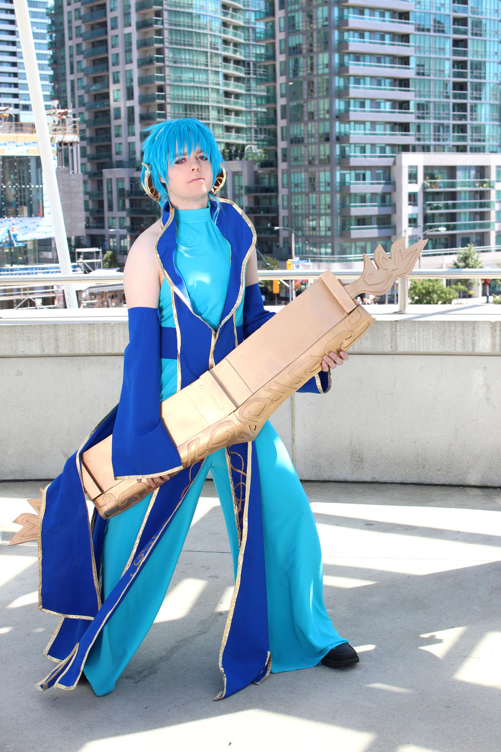FanExpo 2013 - Male Sona Cos ~ League of Legends by ...