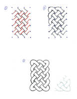 How to draw Celtic Knots 02 by SecondGoddess