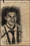 Castiel Sketch