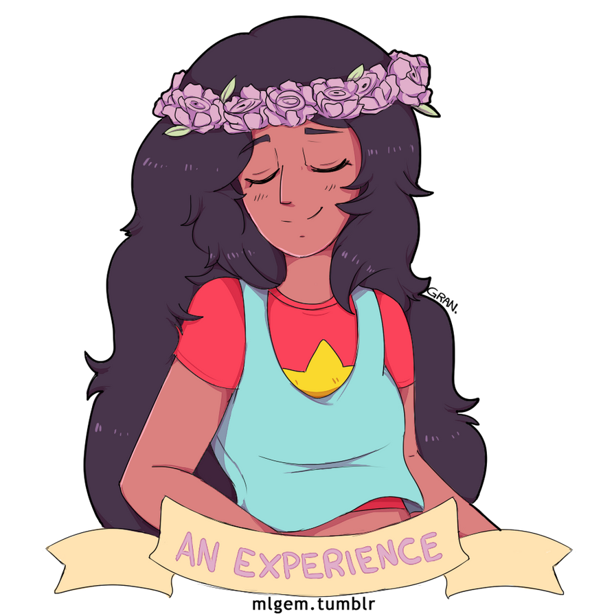 Hi! This is an outdated artwork!  Consider checking newer ones ♥ mlgem.tumblr.com/post/12203863… Steven Universe © Rebecca Sugar Artwork © manatiki (me)