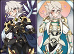 FE: Corrin of Nohr and Hoshido