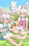 FE: Bunny Kanas by manatiki