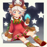 FE: Holiday Dear Kana by manatiki