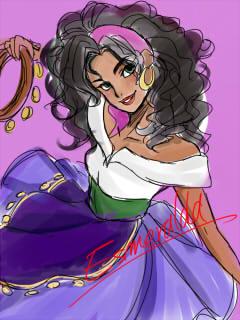 esmeralda by chico-110