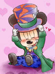 baby mad hatter mickey