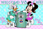 Welcome V8 Cafe