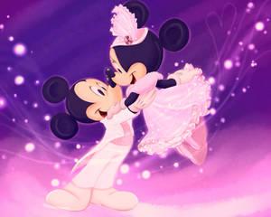 Mickey and minnie remake
