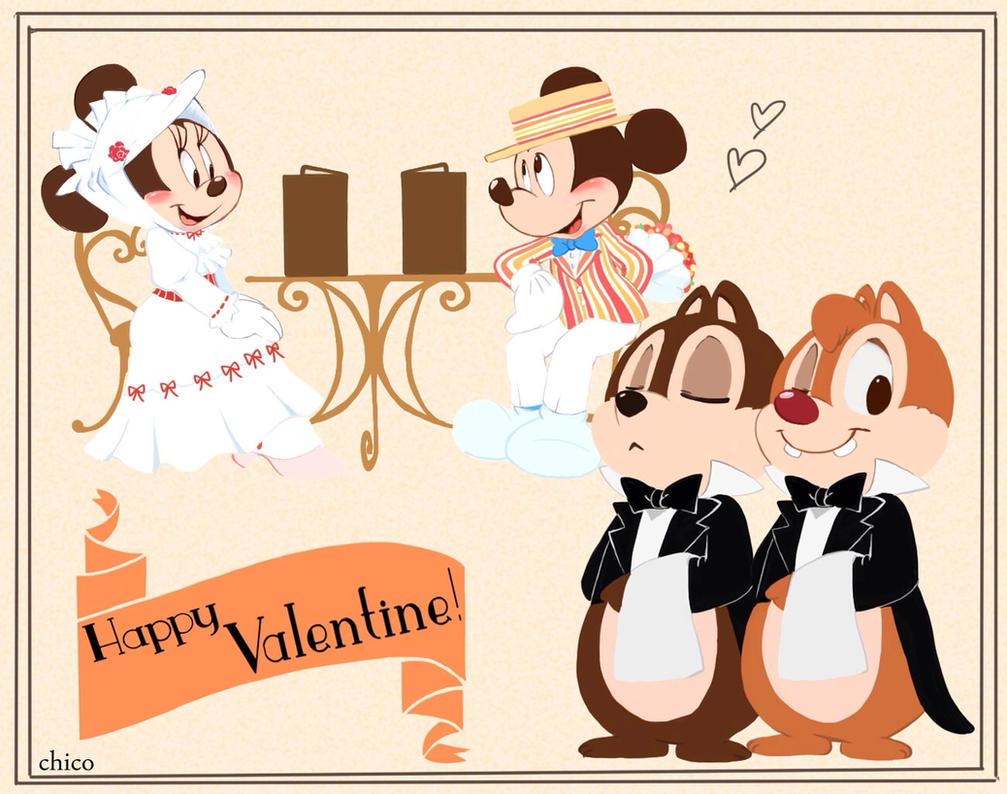 Happy Valentine by chico-110
