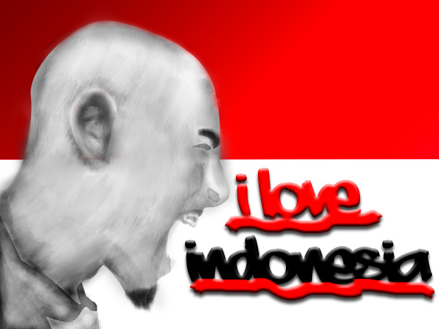 I love Indonesia by gilang2007