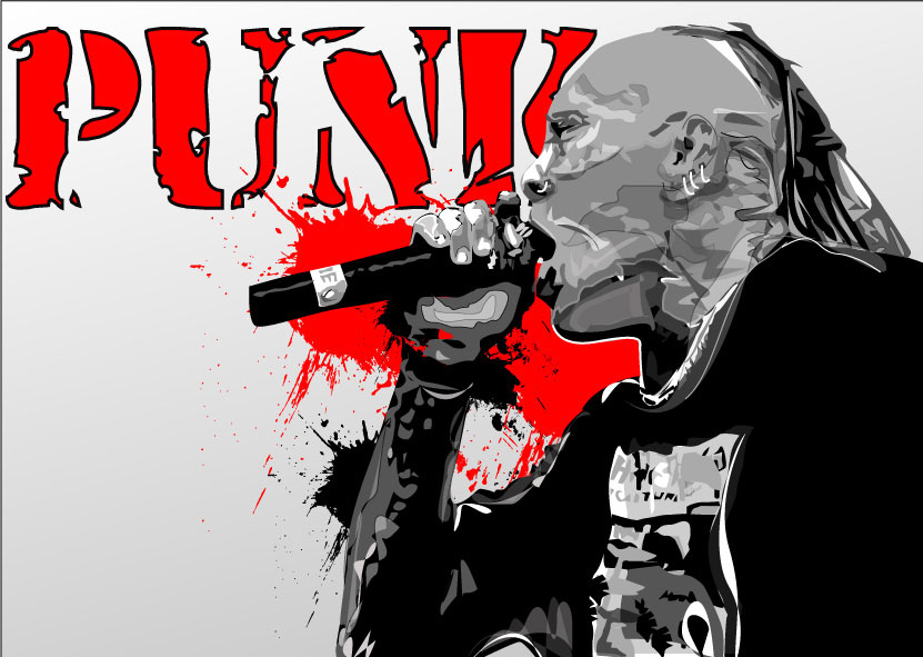Punk by gilang2007