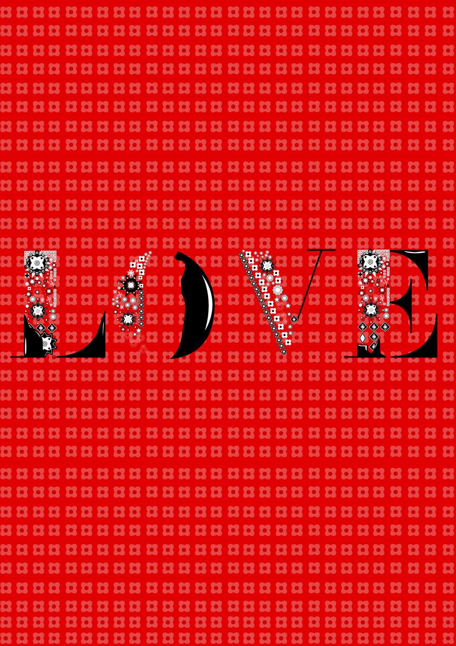 L.O.V.E by gilang2007