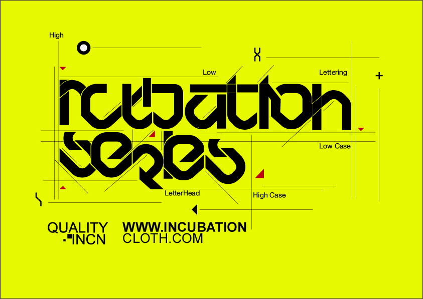 Incubation Series Logo by gilang2007