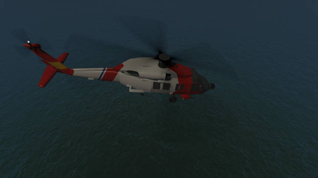Helicopter game prototype