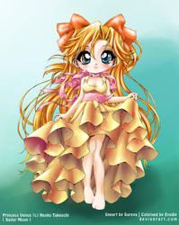 princess venus_colord by Evodie