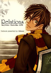 Harry Potter doujinshi by 4-th