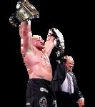 WWE: Brock Lesnar and Paul Heyman Render