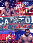 WWE: Capitol Punishment Poster