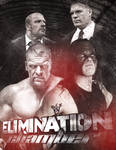 WWE: Elimination Chamber Poster
