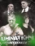 WWE: Elimination Chamber Poster v2