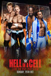 WWE: Hell in a Cell Poster