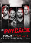 WWE: Payback Poster