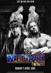 WWE: WrestleMania 17 Poster