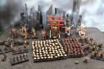 Skaven Warhammer Fantasy Army Japanese Themed