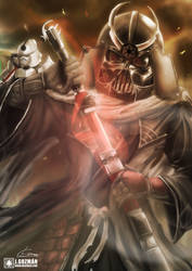 Darth Vader Ronin Variant by Z3ros