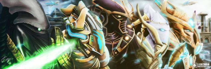 Protoss Legacy by Z3ros