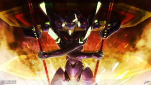 Evangelion 13 by Z3ros