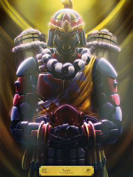 [AdA Project] Ryujin Armor