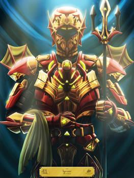 [AdA Project] Tyrone Armor