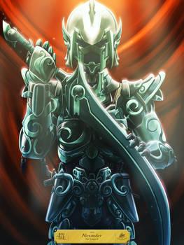 [AdA Project] Alexander Armor
