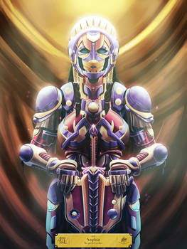 [AdA Project] Sophia Armor