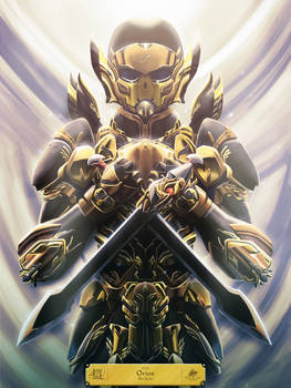 [AdA Project] Orion Armor