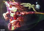 Gundam Exia R4 - Trans-Am Variant -