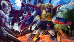 TRYON vs Chaos Daemons by Z3ros