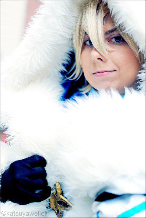 Blue eyes blue by Tohma2004