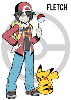 Pokemon Trainer Fletch
